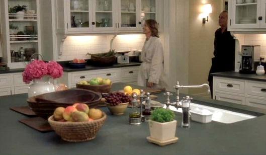 Stillbild från filmen. Köket.